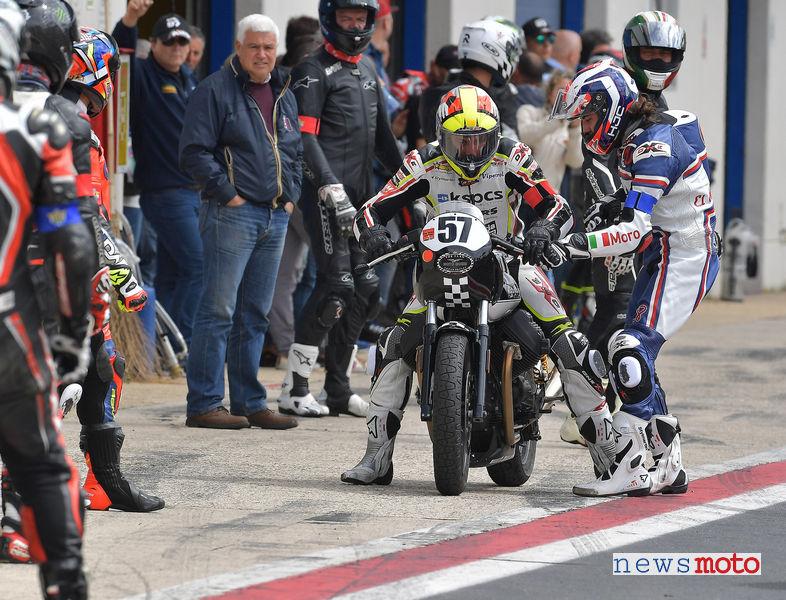 Trofeo Moto Guzzi Fast Endurance Vallelunga 2019