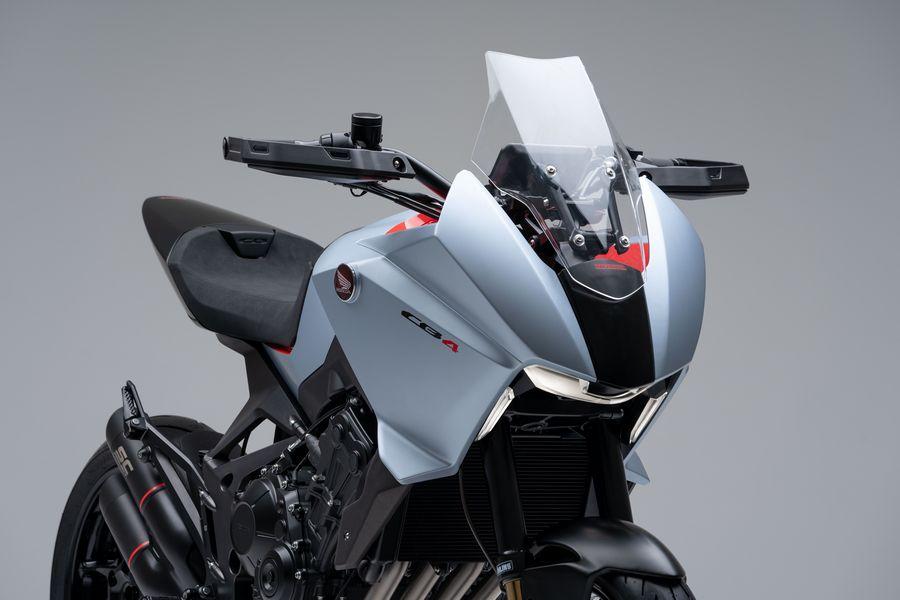 Cupolino Honda CB4 X Concept