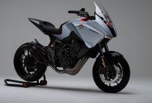 Honda CB4 X Concept