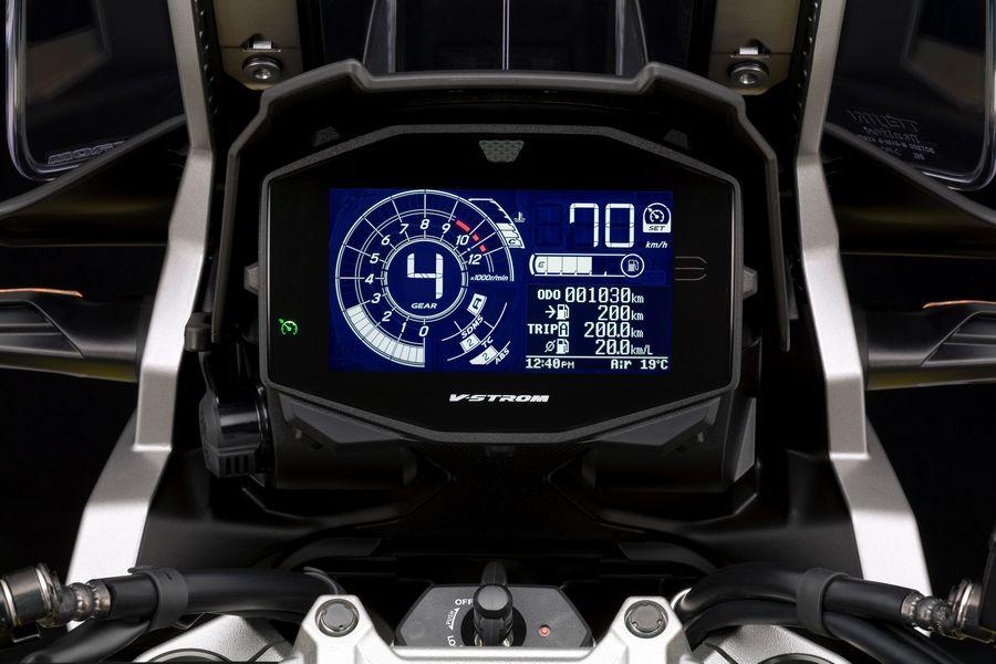 Quadro strumenti Suzuki V-STROM 1050